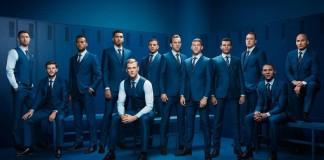 Marks & Spencer презентовал коллекцию к Евро 2016