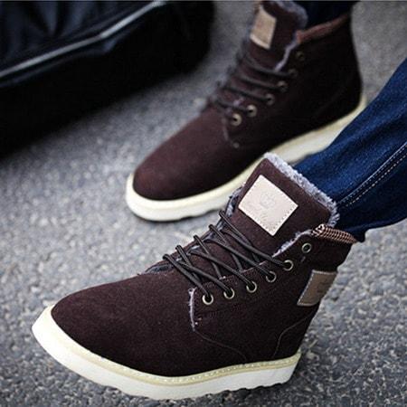 ботинки мужские осень 2016 фото