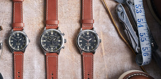 Red Wing Watches Foto