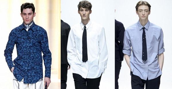 Рубашка - стиль smart casual