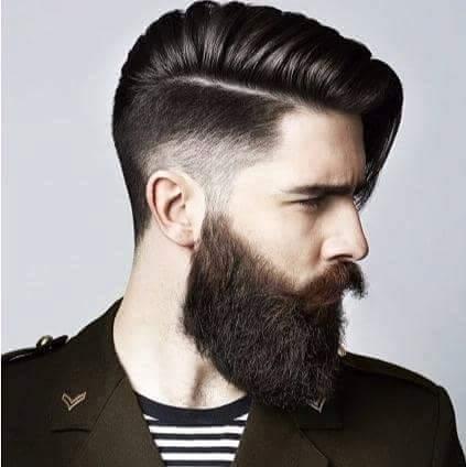 Модная мужская стрижка