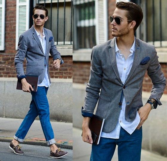 Классические джинсы