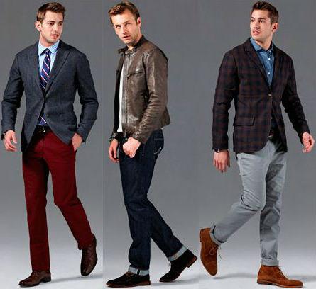 Модные образы с классическими джинсами