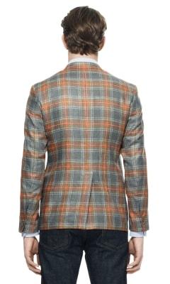 Правильная длина пиджака