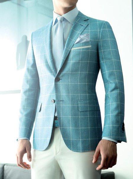 Правильная длина рукава на пиджаке