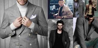 как подобрать мужской пиджак