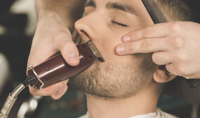 Как справиться с клочковатой бородой.