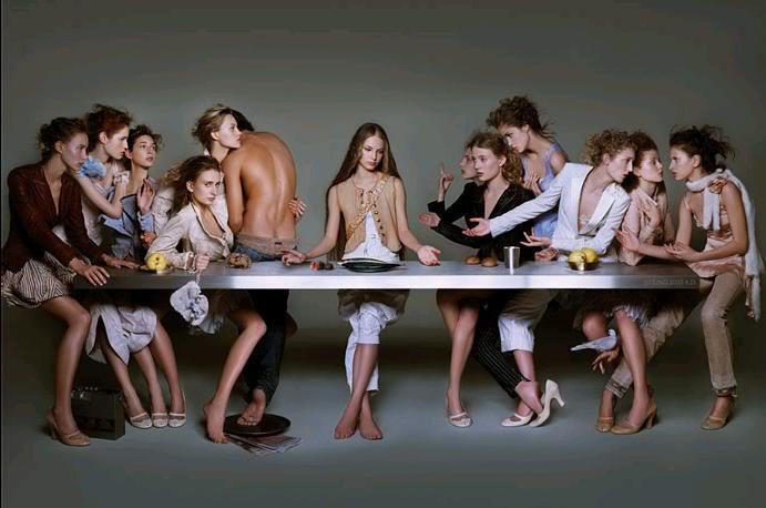 Скандальная фотосессия Calvin Klein