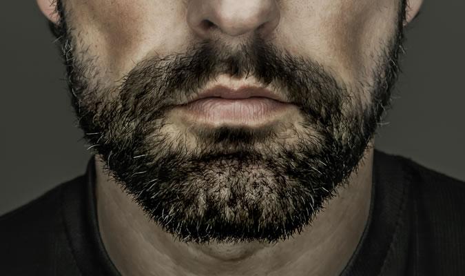 Как отрастить пышную бороду.