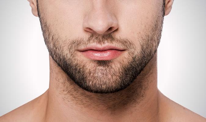 Используйте триммер для бороды