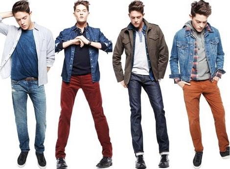 модные джинсы с чем носить