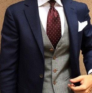 Подбор галстука к костюму