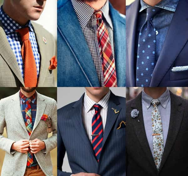 21f00a51909 Правила правильного подбора галстука и бабочки к классическому ...
