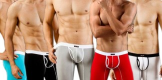женский взгляд на мужское белье
