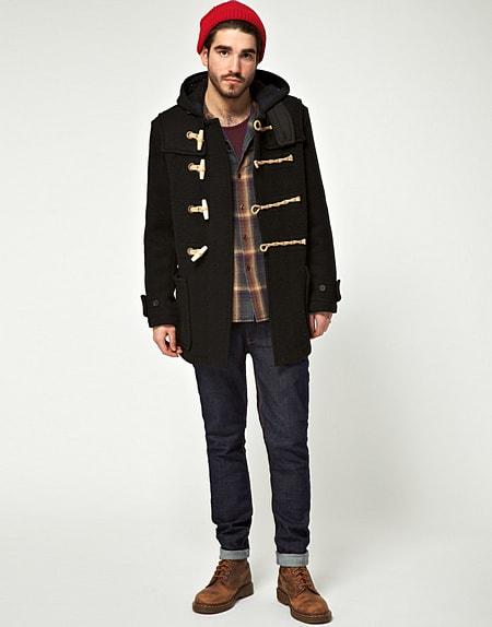 мужское пальто Дафлкот