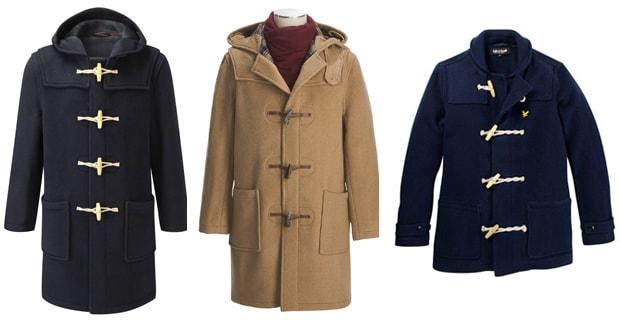 характеристики пальто дафлкот