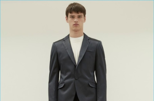 Calvin Klein Collection 2017 Spring Summer Mens Look Book