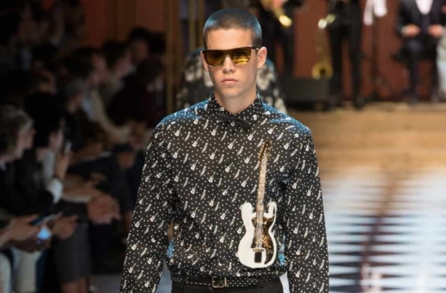 Dolce and Gabbana Menswear Spring Summer 2017 foto 5