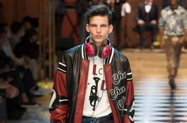 Dolce and Gabbana Menswear Spring Summer 2017 foto 8
