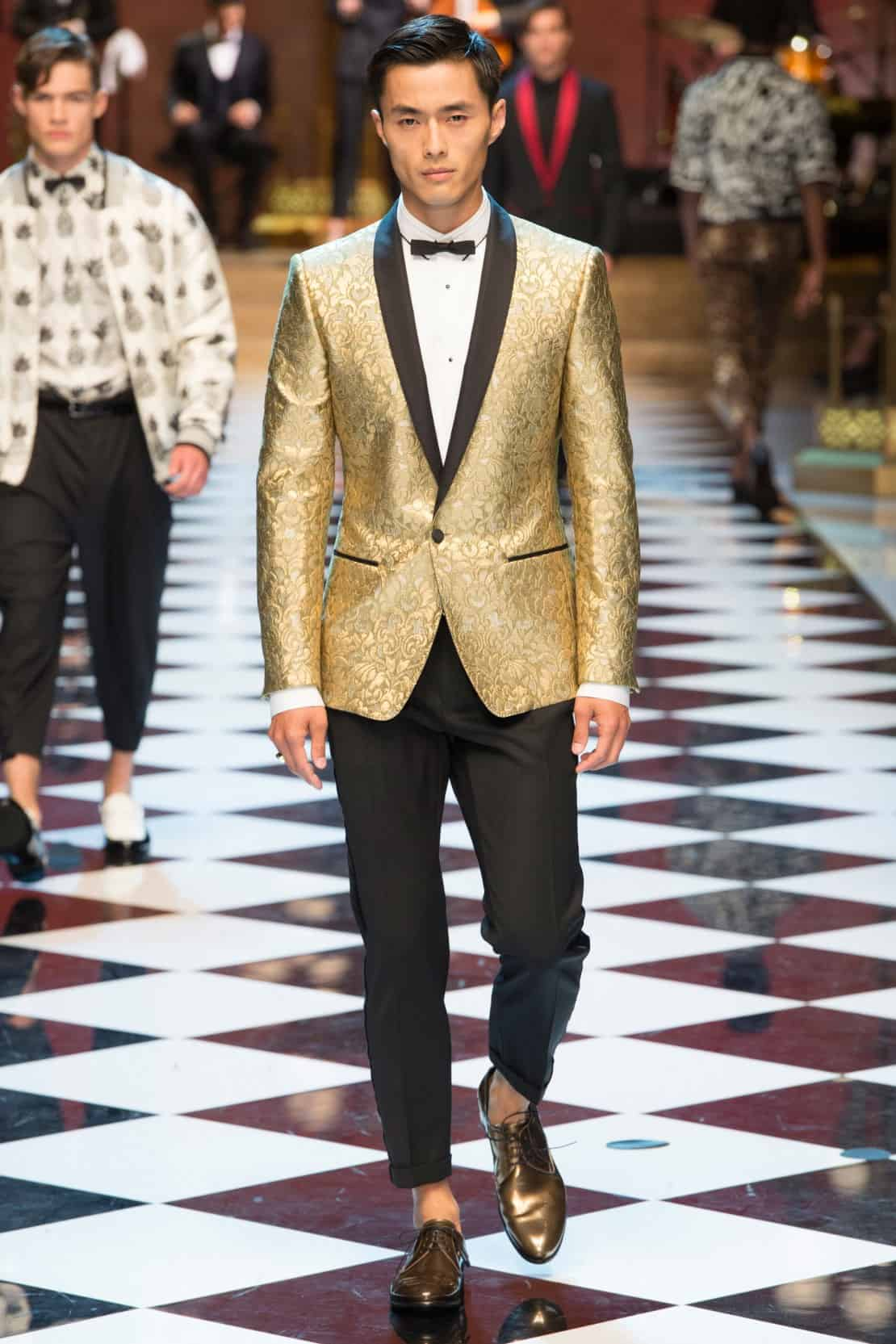 Dolce and Gabbana Menswear Spring Summer 2017 foto 13