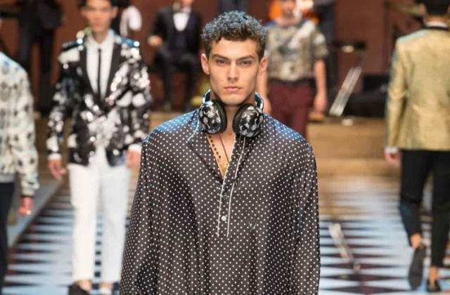 Dolce and Gabbana Menswear Spring Summer 2017 foto 16