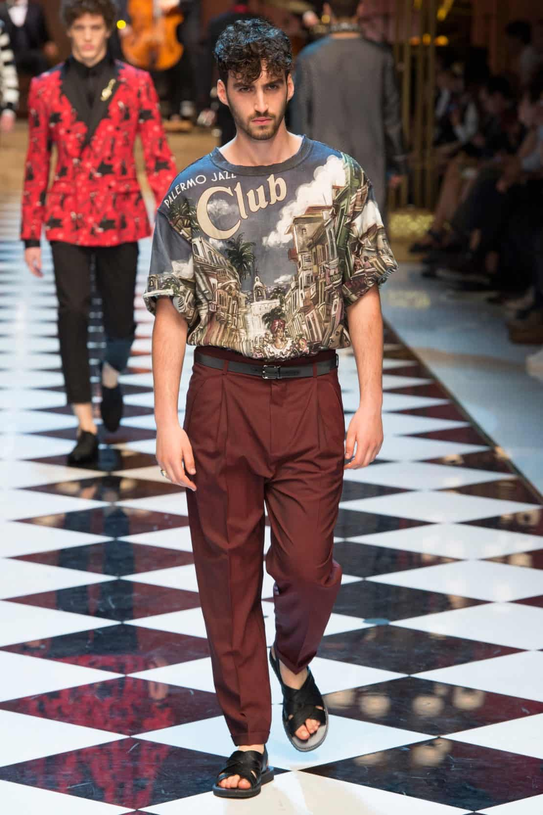 Dolce and Gabbana Menswear Spring Summer 2017 foto 18