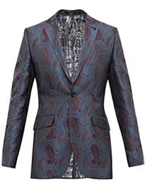 узорчатый пиджак 2