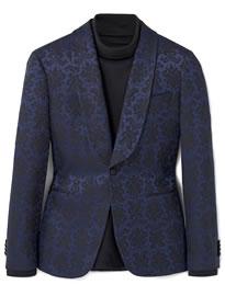 узорчатый пиджак 3