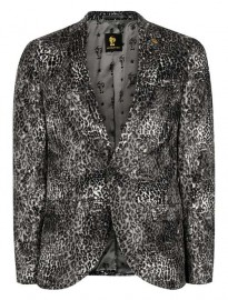 узорчатый пиджак 6
