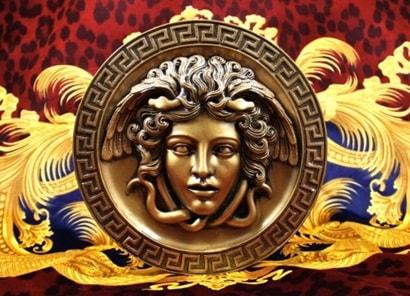 Символ модного дома – медуза Горгоны