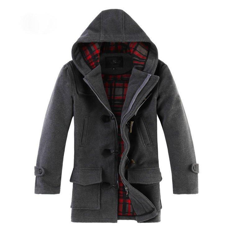 Зимние мужские пальто