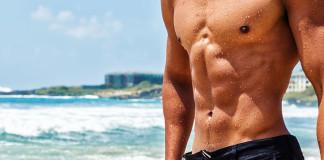 пляжное тело