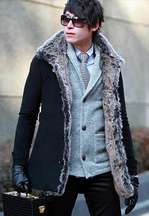 Пальто для зимней погоды