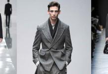 фасоны мужских пальто