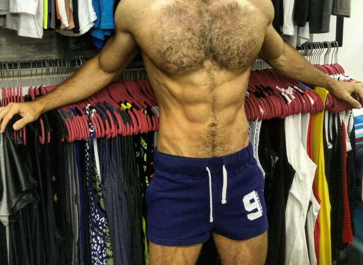 Мужские шорты с Aliexpress