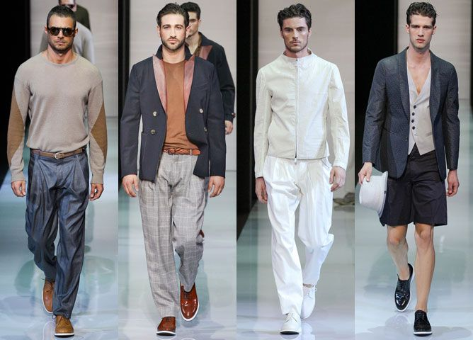 Мужская мода 2017-2018
