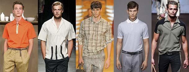 Модные сорочки