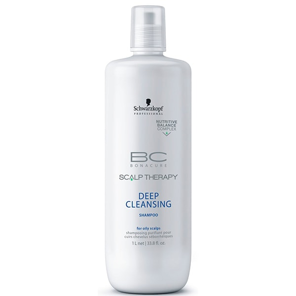 Шампунь Swartzkopf BC Hair+Scalp Deep Cleansing