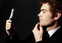 как правильно бриться опасной бритвой
