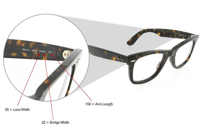 очки размер