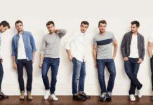 какую обувь носить с джинсами мужчинам