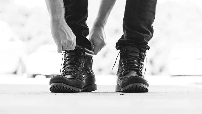как ботинки должны сидеть