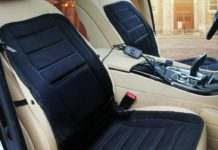 Вред подогрева сидений в авто