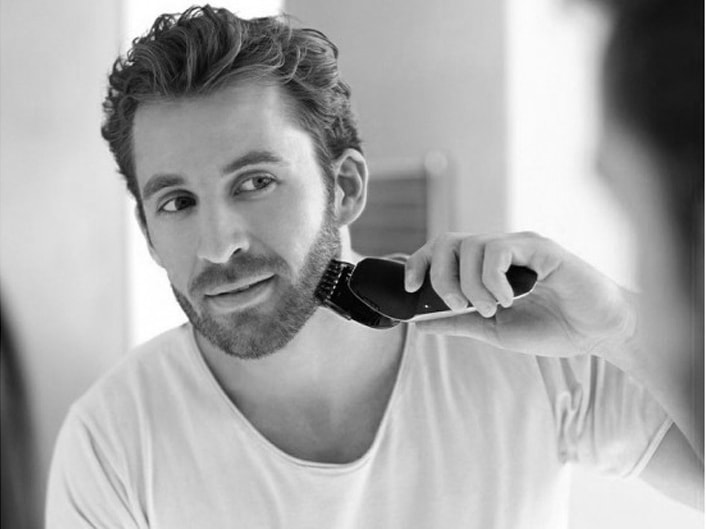 Подчеркивайте форму бороды