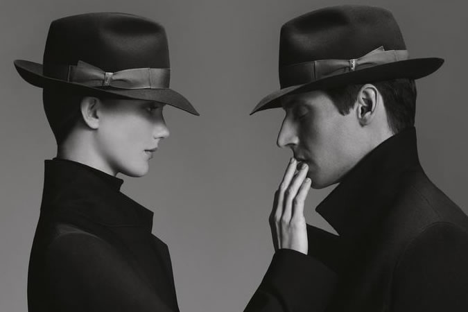 Шляпы Борсалино