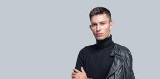 Виталий Ротарь - парень модель