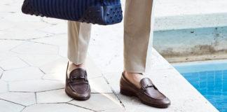 цвет обуви мужской обуви