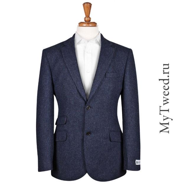 твидовый пиджак 1