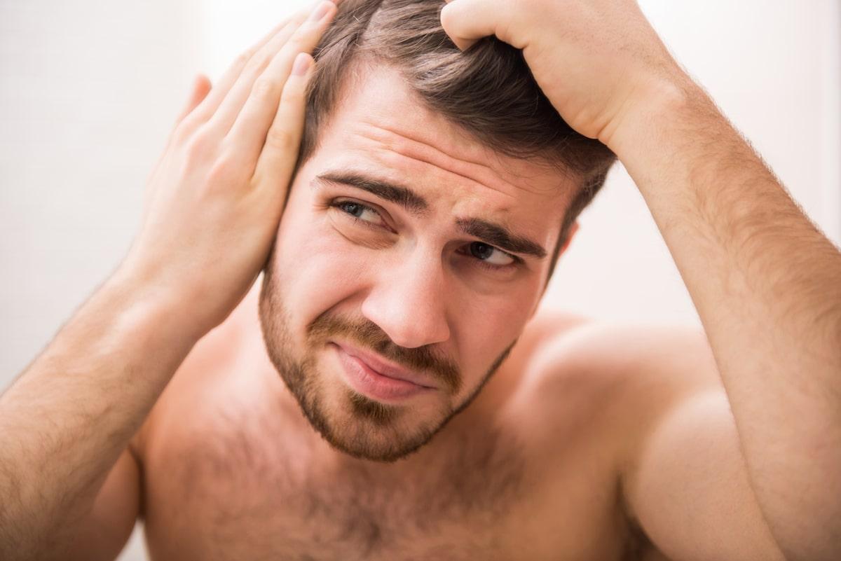 Средство от облысения у мужчин