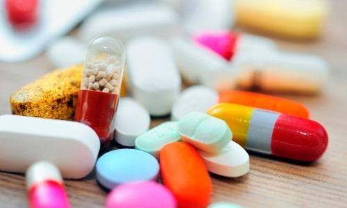Медикаментозное лечение облысения